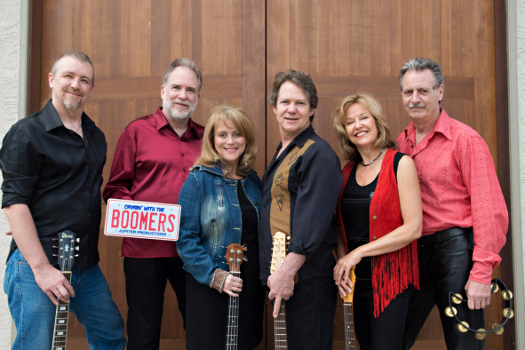 Cast of Cruisin' With the Boomers